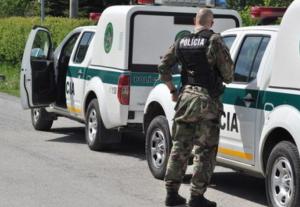 polizia slovacca