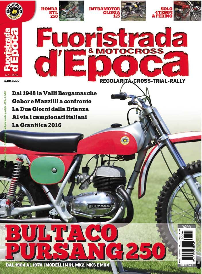 FUORISTRADA D'EPOCA: in edicola il numero di Lugli…