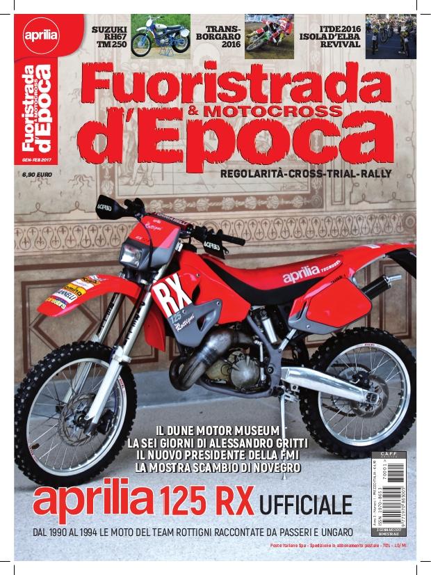 FUORISTRADA D'EPOCA: il nuovo numero in edicola Ge…