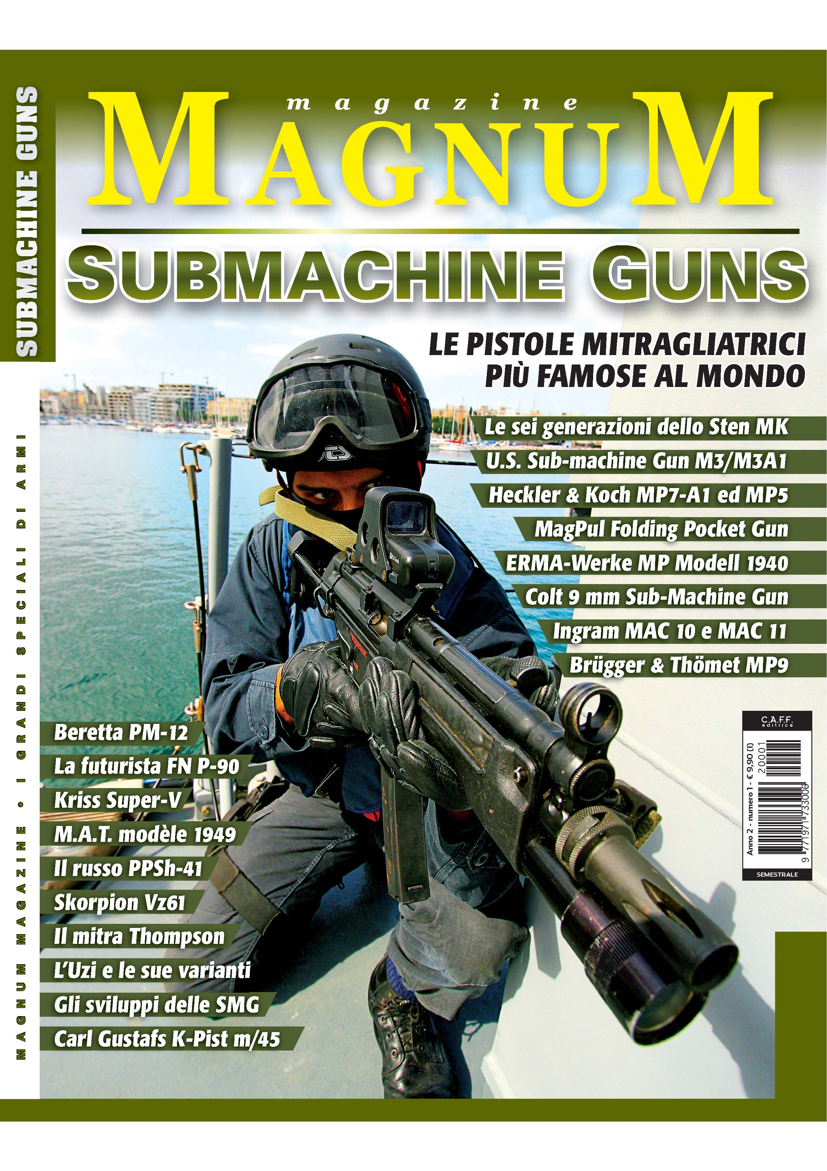 Speciale: Submachine Guns