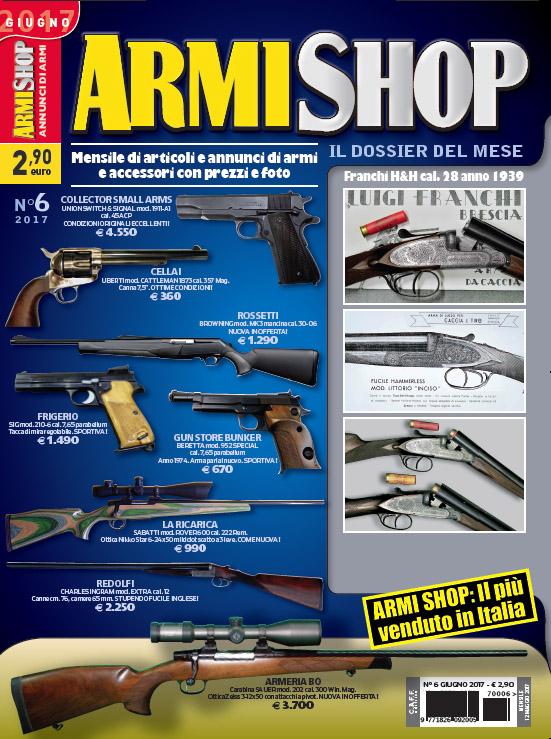 Armi Shop giugno 2017