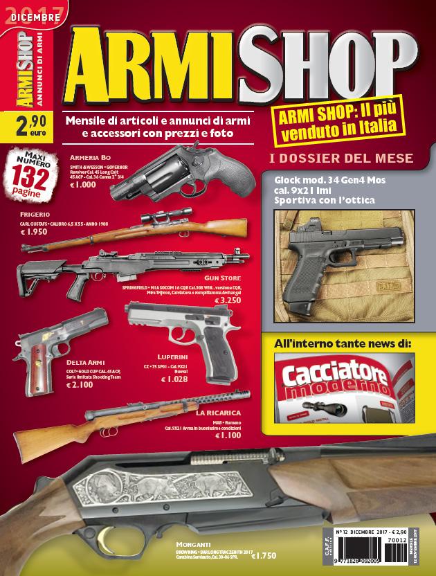 Armi Shop dicembre 2017