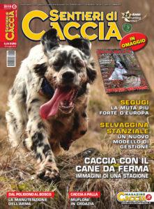 copertina Sentieri di Caccia giugno 2019