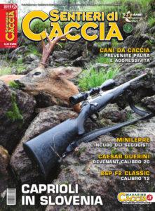 copertina sentieri di caccia agosto 2019