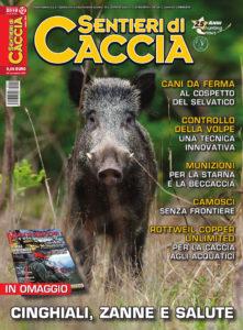 copertina sentieri di caccia dicembre 2019